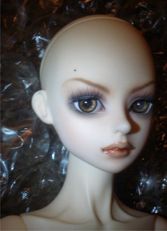 Souldoll beautiful OOAK custom face up 60cm doll bjd sweet