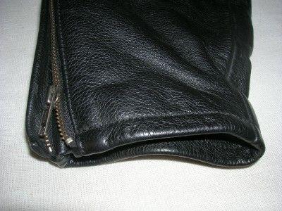 Mens Harley Davidson Leather Jacket RN 103819 / CA 03402