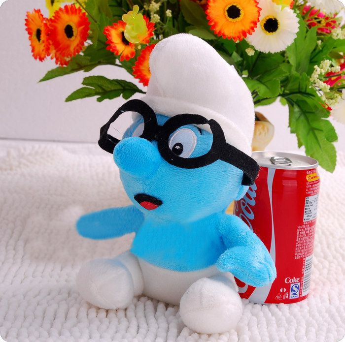 SMURFS Boy girl Stuffed Plush Doll Toy cute Character Soft Plush Toys
