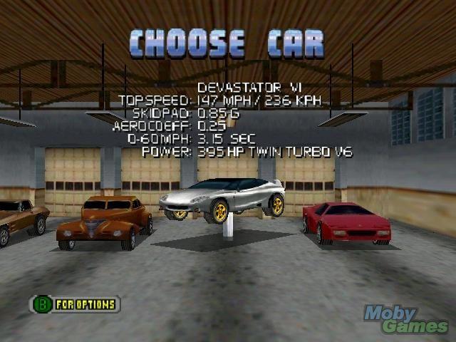 Cruisn USA NINTENDO N 64 N64 cruising cruisin arcade racing scenic