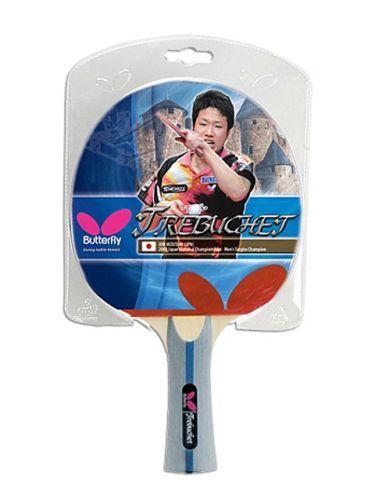 Trebuchet Table Tennis Racket Ping Pong Bat 043907088061
